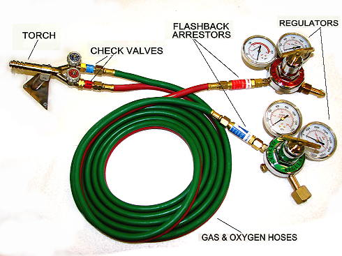 Propane Torch Hose Mix And Propane Torches by